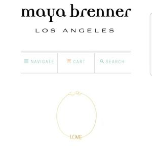 Maya Brenner bracelet